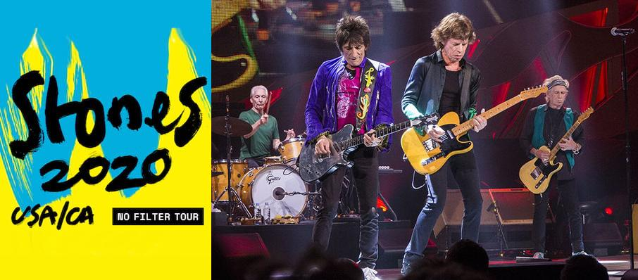 The Rolling Stones at Soldier Field Stadium