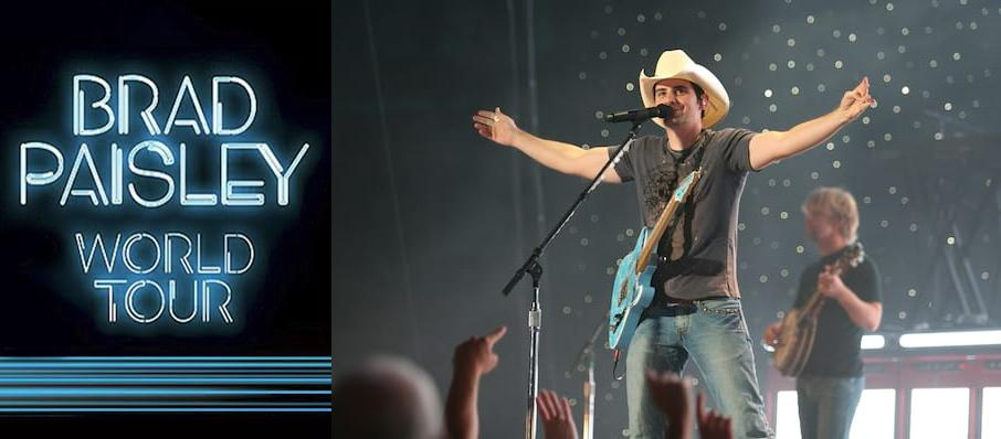 Brad Paisley at Hollywood Casino Amphitheatre IL