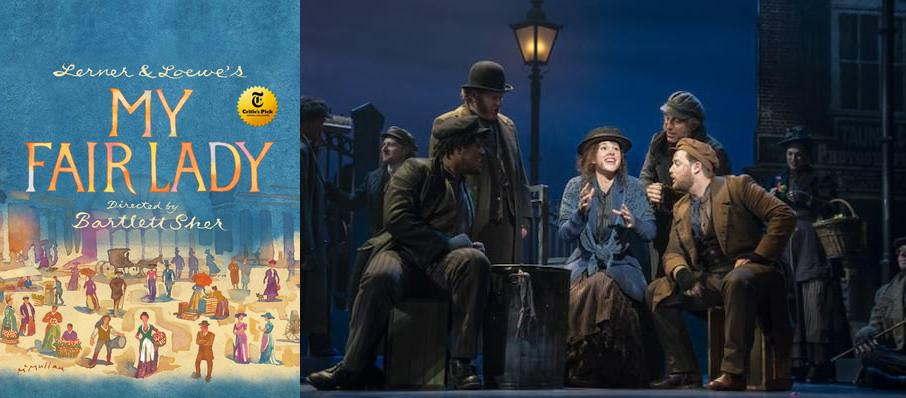 My Fair Lady at Cadillac Palace Theater