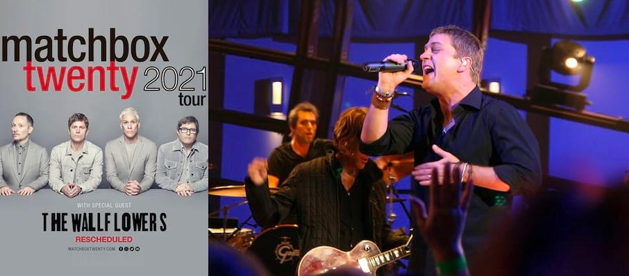 Matchbox Twenty at Hollywood Casino Amphitheatre Chicago