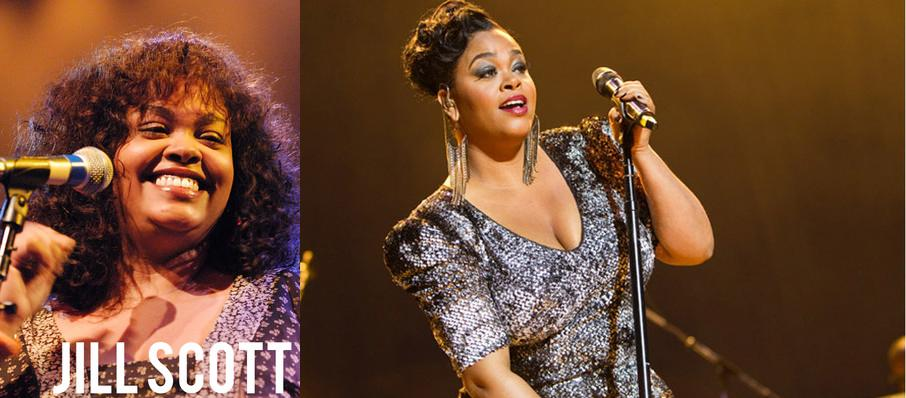 Jill Scott at Ravinia Pavillion