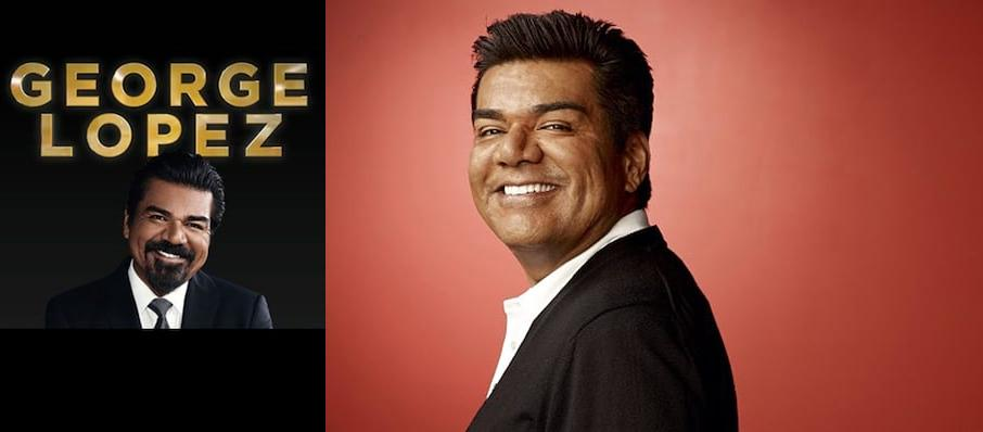 George Lopez at The Chicago Theatre