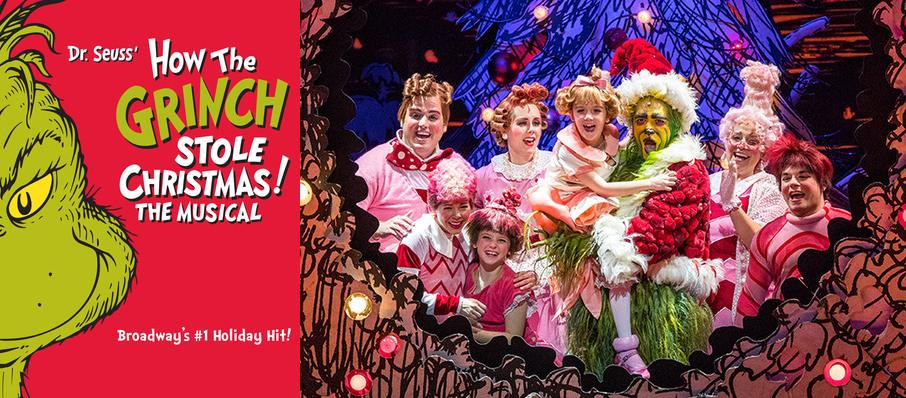 How The Grinch Stole Christmas at The Chicago Theatre