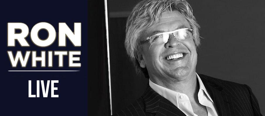 Ron White at Genesee Theater