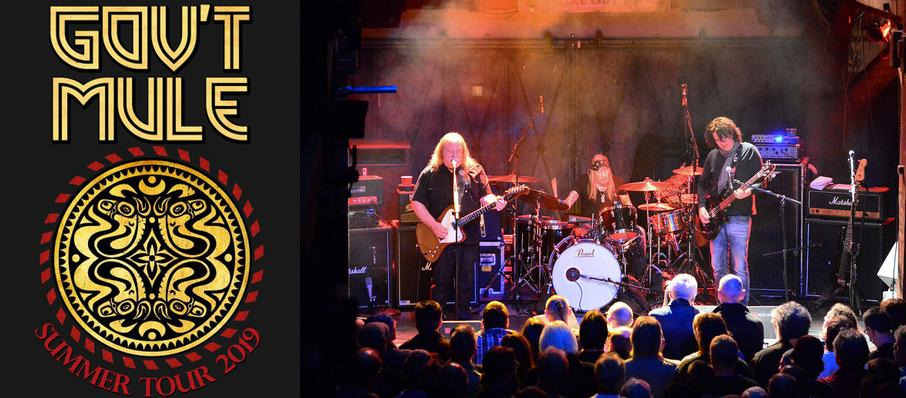 Govt Mule at Riviera Theater