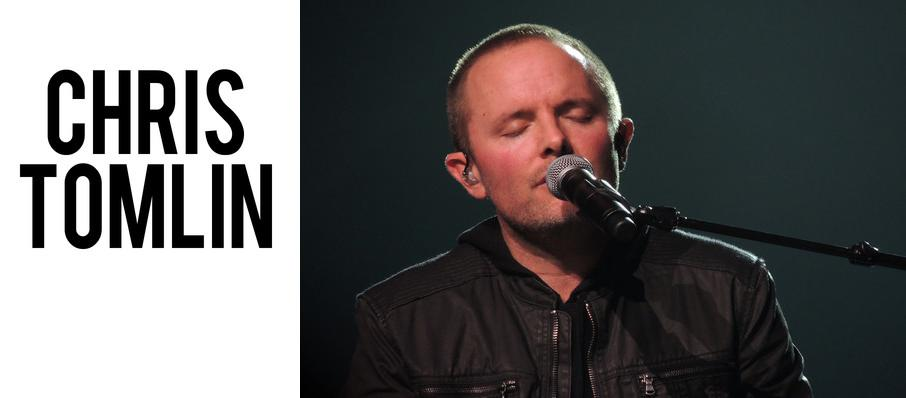 Chris Tomlin at The Chicago Theatre