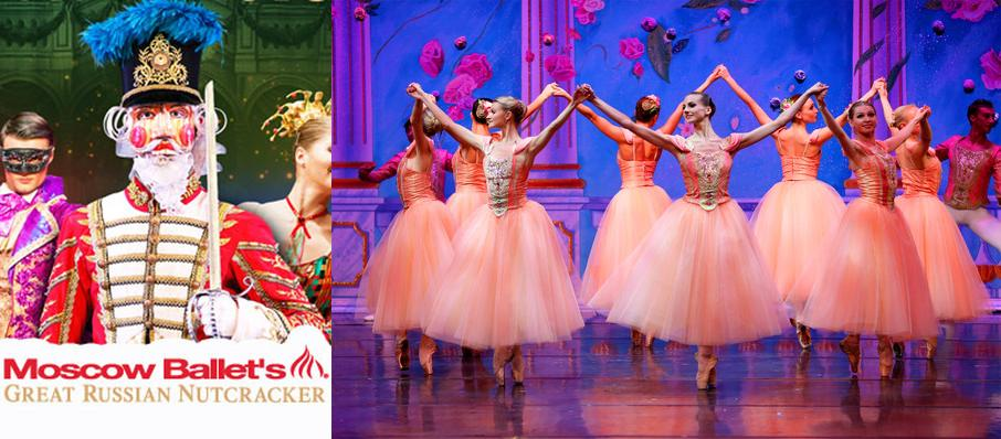Moscow Ballet's Great Russian Nutcracker at Rosemont Theater