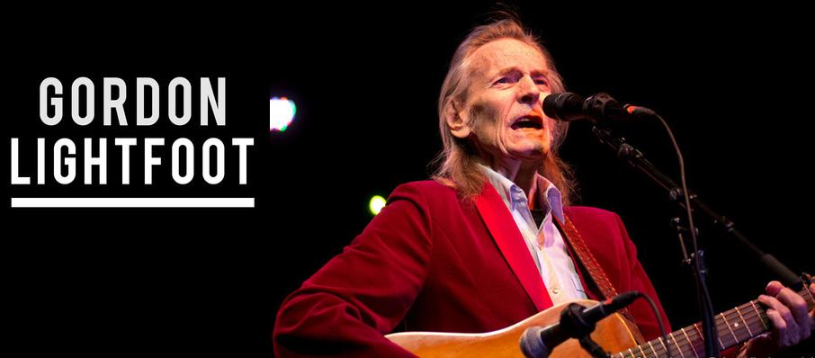 Gordon Lightfoot at Copernicus Center Theater