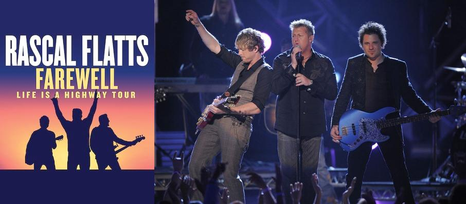 Rascal Flatts at Hollywood Casino Amphitheatre IL