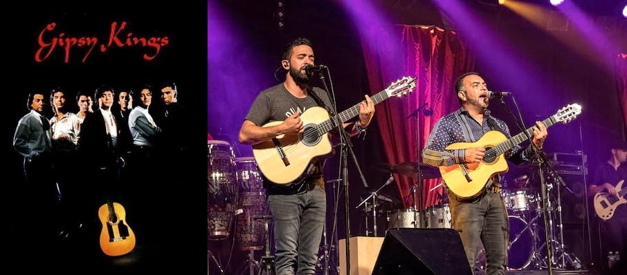 Gipsy Kings at The Chicago Theatre
