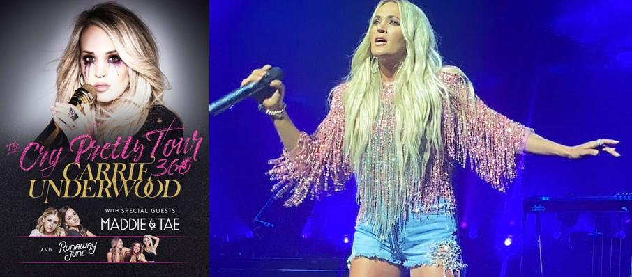 Carrie Underwood at United Center