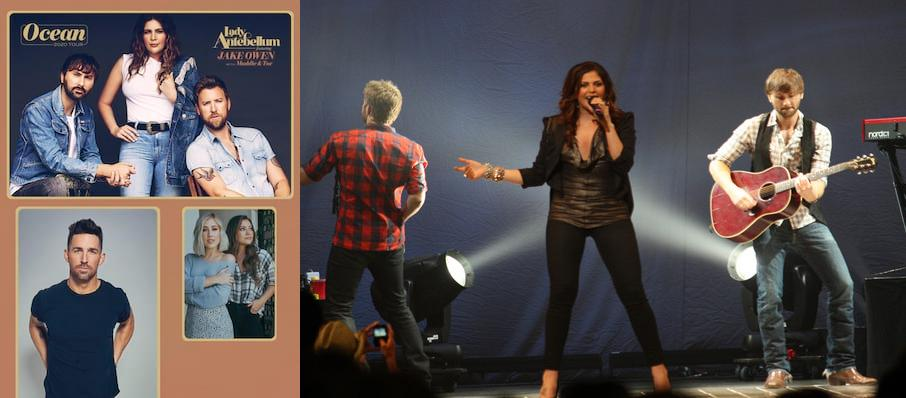 Lady Antebellum at Hollywood Casino Amphitheatre Chicago