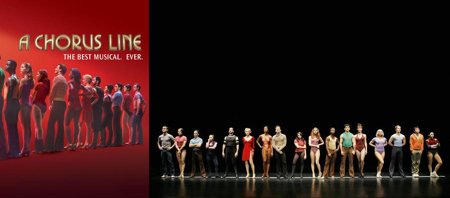 A Chorus Line at Ruth Page Center for the Arts