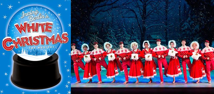 Irving Berlin's White Christmas at Cadillac Palace Theater