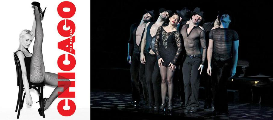 Chicago - The Musical at Cadillac Palace Theater