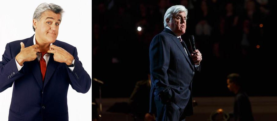 Jay Leno at Genesee Theater