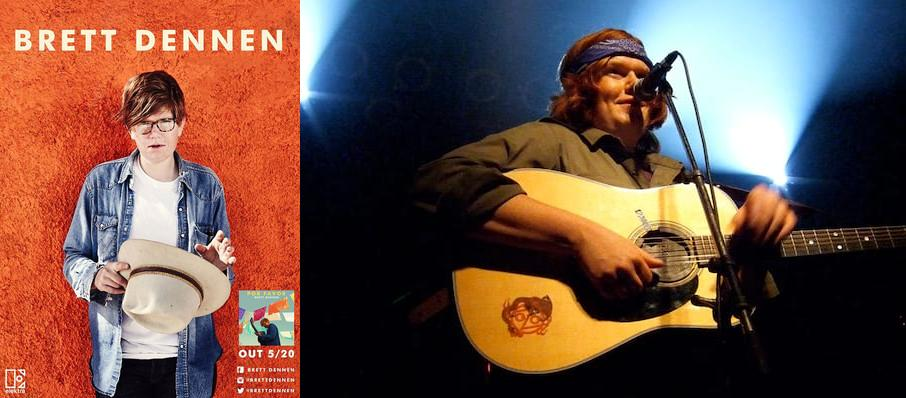 Brett Dennen at Evanston Space
