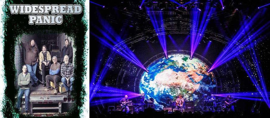 Widespread Panic at The Chicago Theatre