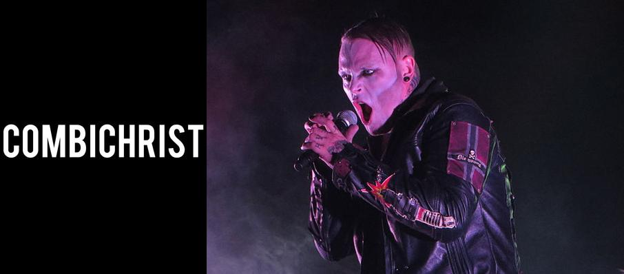 Combichrist at Cubby Bear