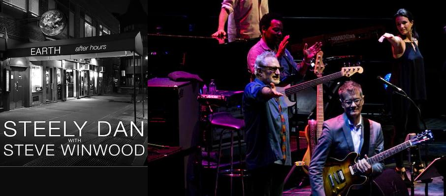 Steely Dan at Ravinia Pavillion