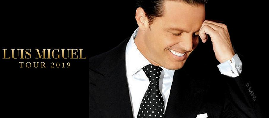 Luis Miguel at All State Arena