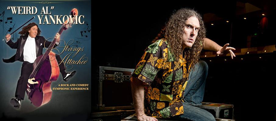 Weird Al Yankovic at Ravinia Pavillion