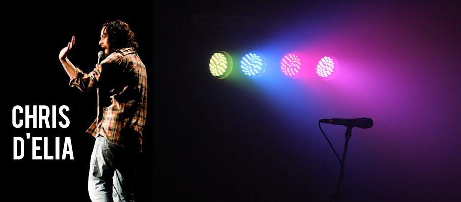 Chris D'Elia at The Chicago Theatre