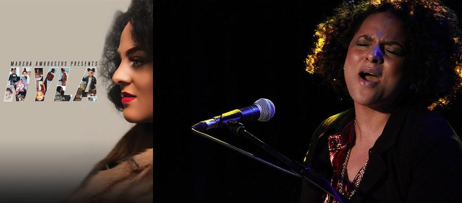 Marsha Ambrosius at City Winery