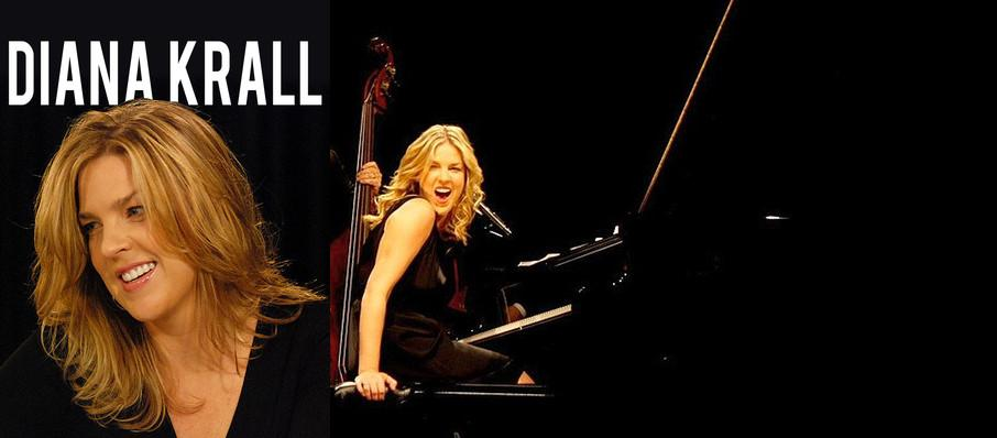 Diana Krall at Genesee Theater