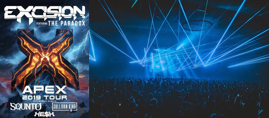 Excision at Grand Ballroom
