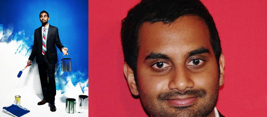 Aziz Ansari at The Chicago Theatre