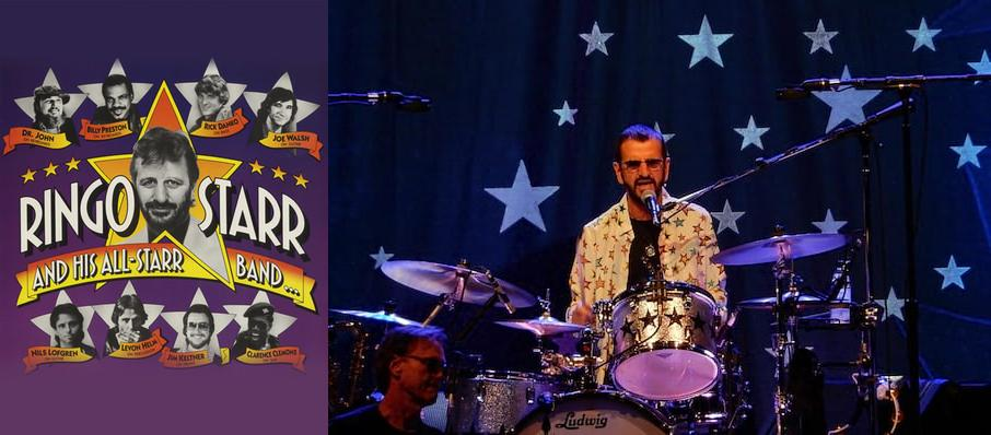 Ringo Starr And His All Starr Band at Ravinia Pavillion