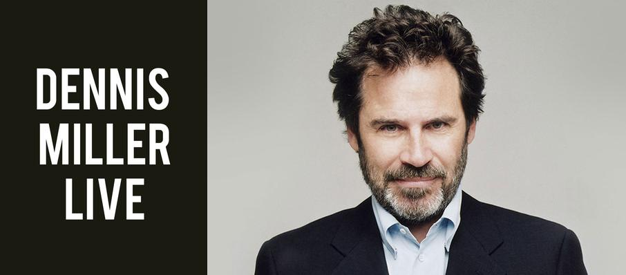 Dennis Miller at Genesee Theater