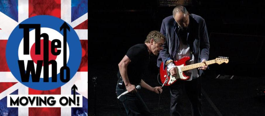 The Who at Hollywood Casino Amphitheatre IL