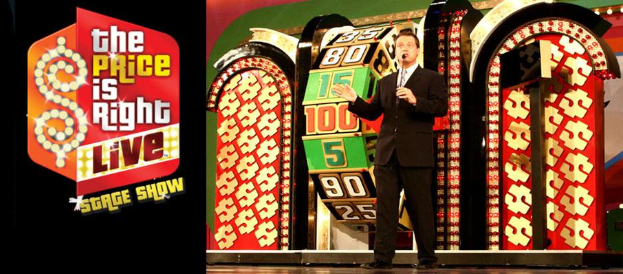 The Price Is Right - Live Stage Show at The Chicago Theatre