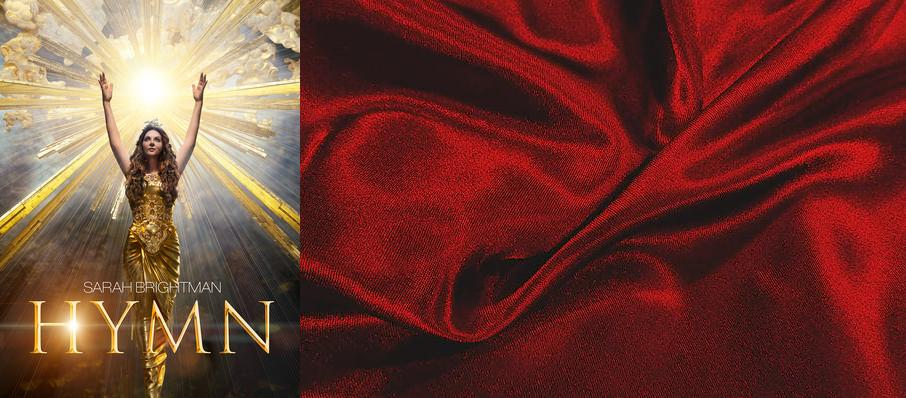 Sarah Brightman at The Chicago Theatre