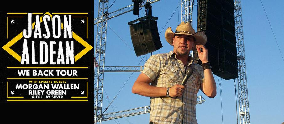 Jason Aldean at Hollywood Casino Amphitheatre Chicago
