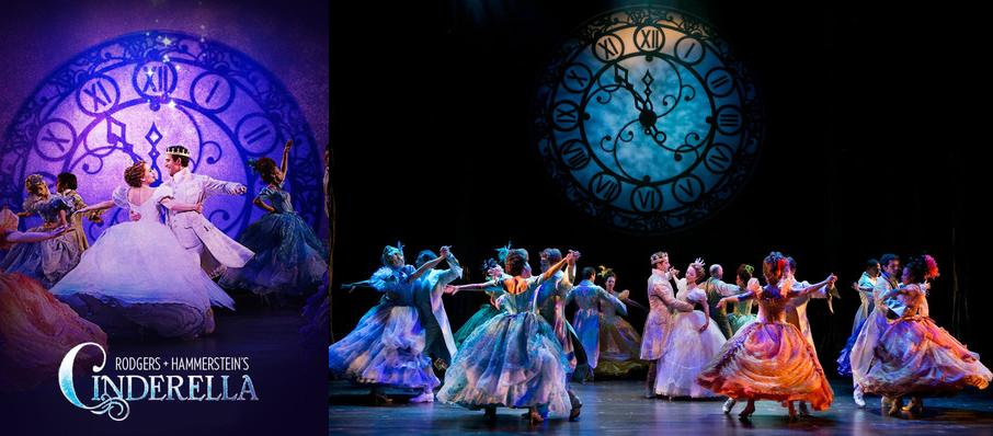 Rodgers and Hammerstein's Cinderella - The Musical at Cadillac Palace Theater