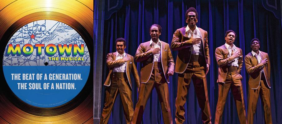 Motown - The Musical at Cadillac Palace Theater