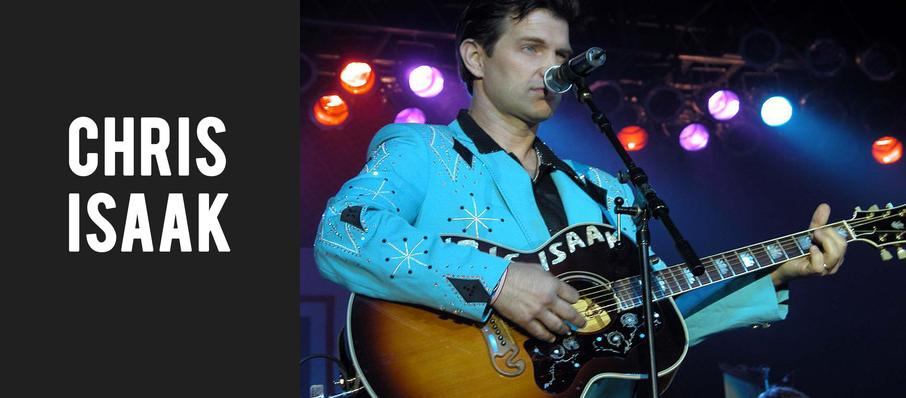Chris Isaak at Genesee Theater