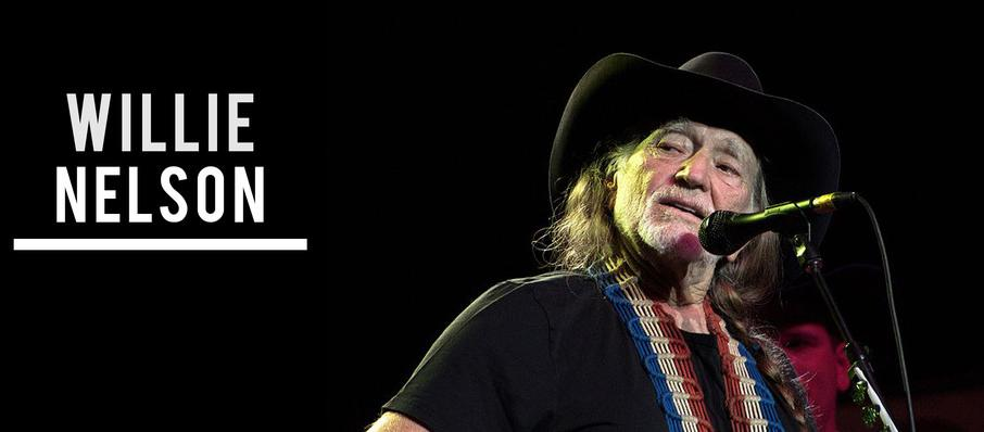 Willie Nelson at Ravinia Pavillion