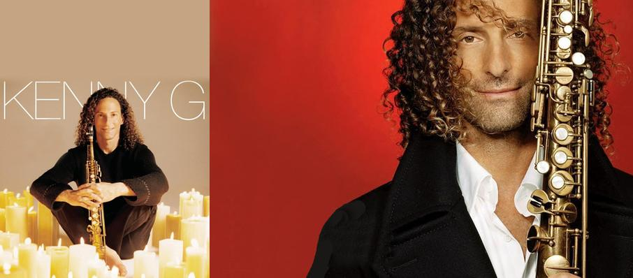 Kenny G. Holiday Show at Genesee Theater