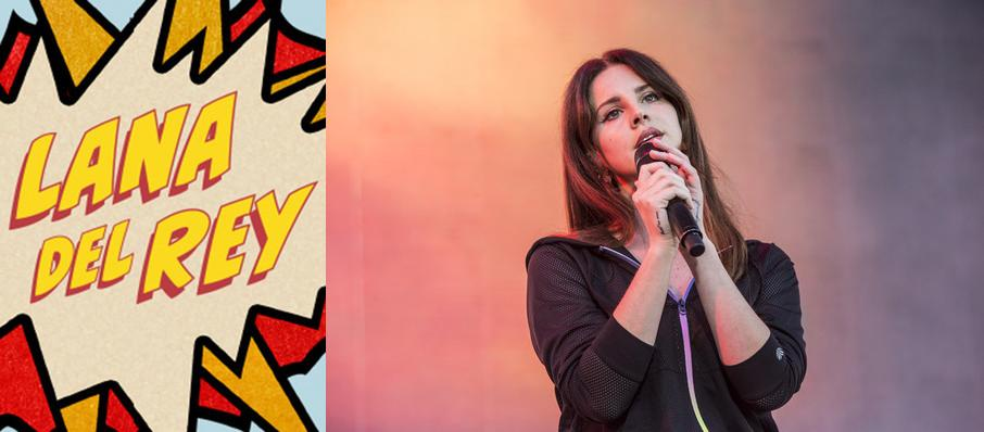 Lana Del Rey at Aragon Ballroom