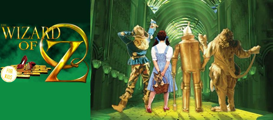 The Wizard Of Oz at Marriott Theatre