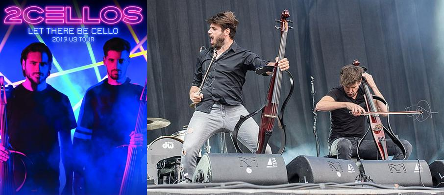 2Cellos at The Chicago Theatre