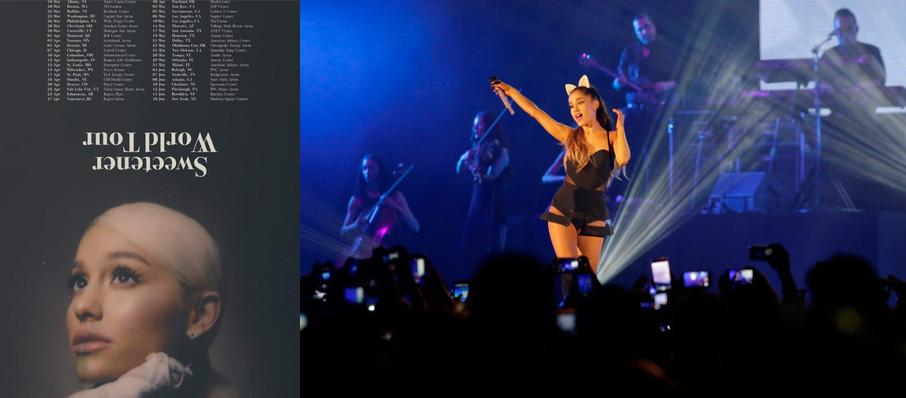 Ariana Grande at United Center