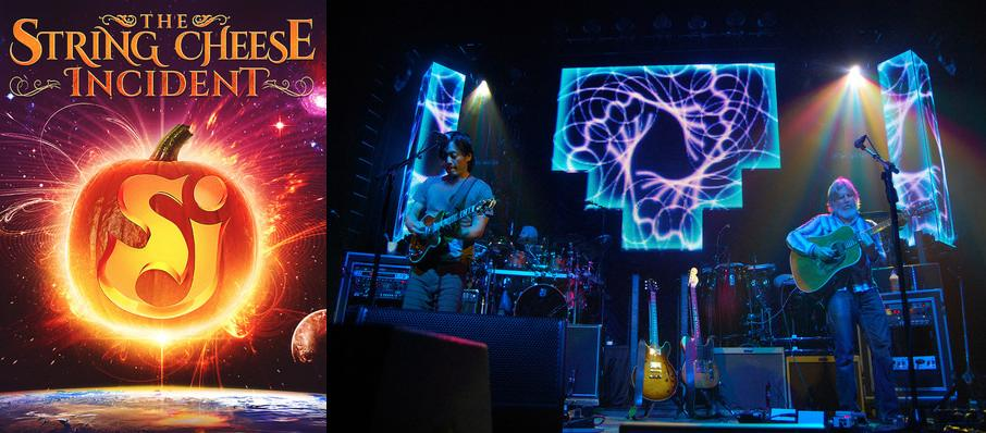 The String Cheese Incident at Auditorium Theatre