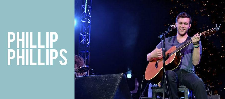 Phillip Phillips at City Winery