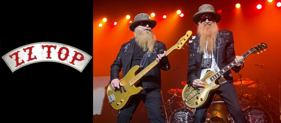 ZZ Top at Hollywood Casino Amphitheatre IL