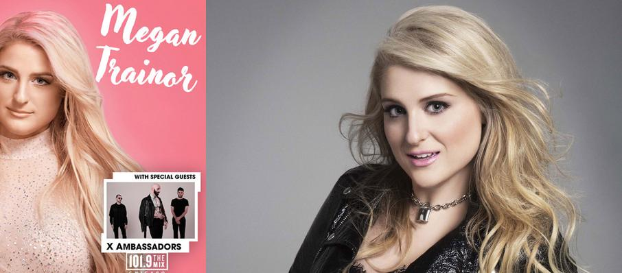 Meghan Trainor at The Chicago Theatre